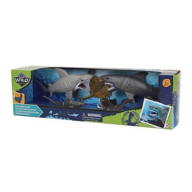 Wild Quest ไวล์ด เควส ชุดของเล่นสัตว์ทะเล
