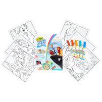 Crayola เครโยล่า ชุดสีคัลเลอร์วันเดอร์ ไลอ้อนคิง