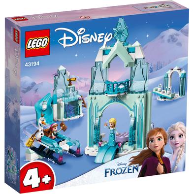 LEGO เลโก้ แอนนา แอนด์ เอลซ่า โฟรเซ่น วันเดอร์แลนด์ 43194