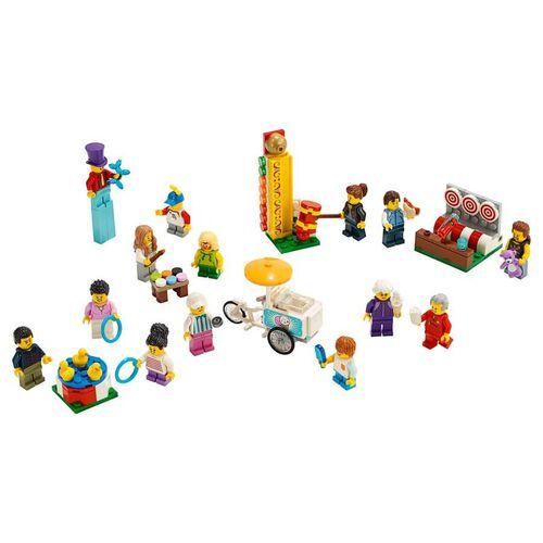 LEGO เลโก้พีเพิลแพ็ก ฟันแฟร์ 60234