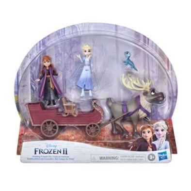 DISNEY เซตตุ๊กตา Frozen 2 Sledding Friends