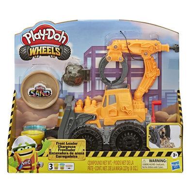 Play-Doh Wheels เพลย์โดว์ วีลส์ ชุดแป้งปั้นรถตักดิน