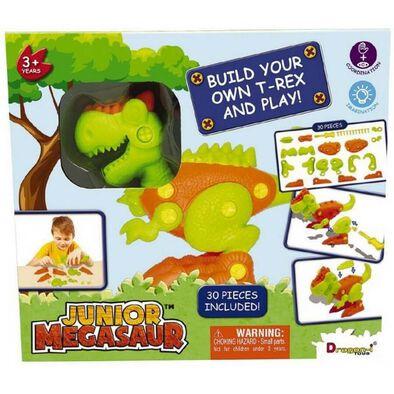 Junior Megasaur จูเนียร์ เมก้าซอร์ ชุดประกอบไดโนเสาร์