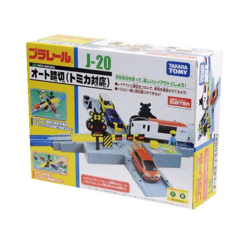PLARAIL อะไหล่รถไฟ J-20 Tomica Automatic Crossing
