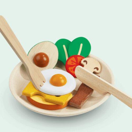 Plantoys แปลนทอยส์ ชุดอาหารเช้า