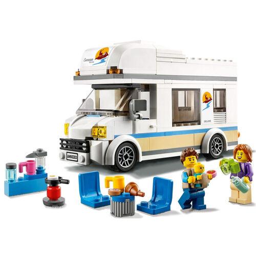 LEGO เลโก้ ฮอลิเดย์ แคมเปอร์แวน 60283