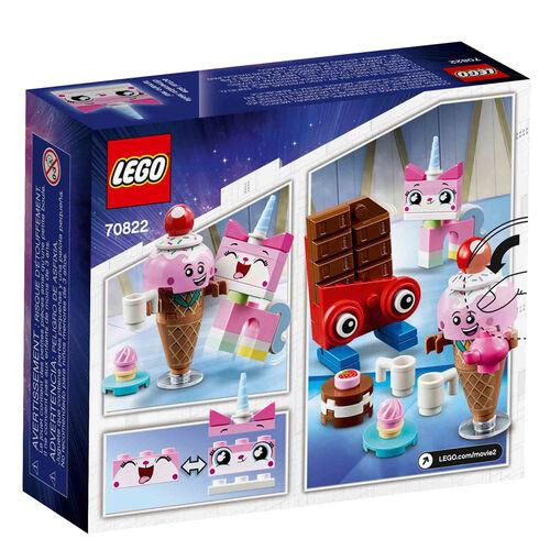 LEGO เลโก้ เดอะ เลโก้ มูฟวี่ ยูนิคิตตี้ สวีทเทส เฟรนด์ เอเวอร์! 70822