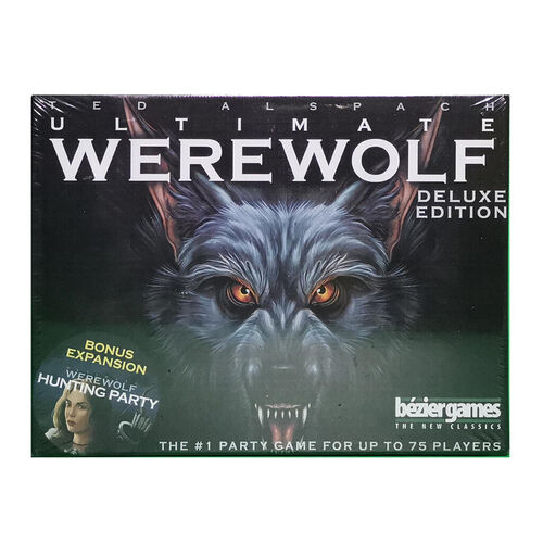 สยามบอร์ดเกม เกมล่าปริศนามนุษย์หมาป่า