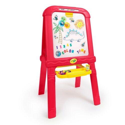 Crayola เครโยล่า กระดานวาดเขียนแบบสองด้าน แบบมีแม่เหล็ก