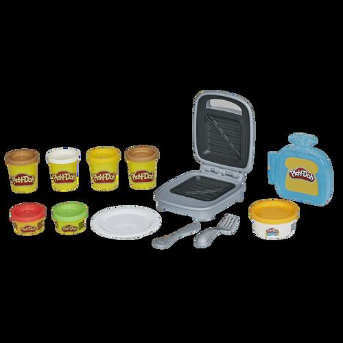 Play-Doh Kitchen Creation เพลย์โดว์ คิทเช่น ครีเอชั่น ชุดแป้งปั้นทำแซนด์วิช