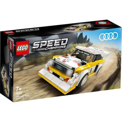 LEGO เลโก้ ออดี้ สปอร์ต ควอทโทร เอส 1 (76897)