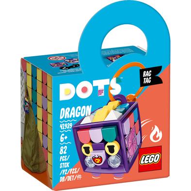 LEGO เลโก้ ด็อทส์ แบ็ก แท็ก ดราก้อน 41939