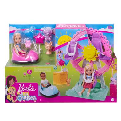 Barbie บาร์บี้ ชุดเล่นคลับเชลซี