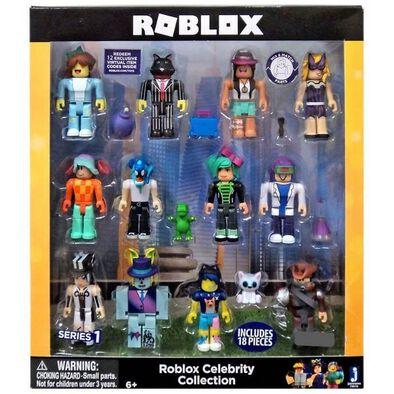 Roblox โรบล็อกซ์ เซเลบริตี้ คอลเลคชัน 12 ฟิกเกอร์