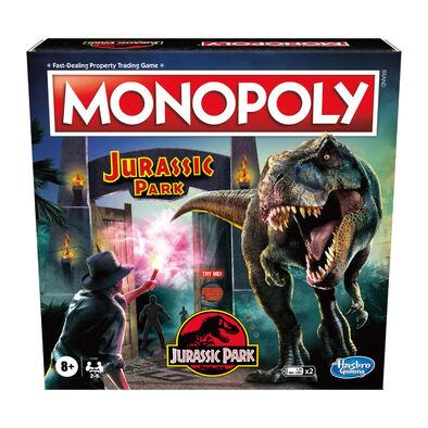 Monopoly โมโนโพลี่ Jurassic Park
