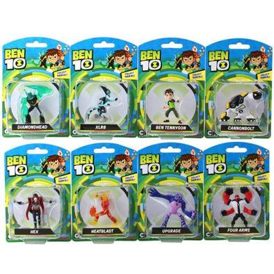 Ben 10 ของเล่น ของสะสม Mini Figures - Assorted