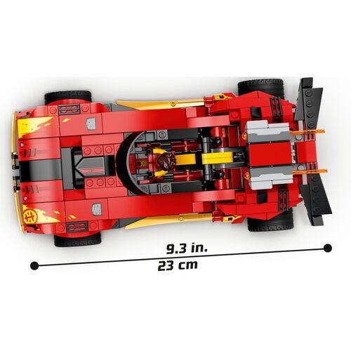 LEGO เลโก้ เอ็ก -1  นินจา ชาร์จเจอร์ 71737
