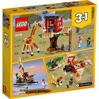 LEGO เลโก้ ซาฟารี ไวลด์ไลฟท์ ทรีเฮาท์ 31116