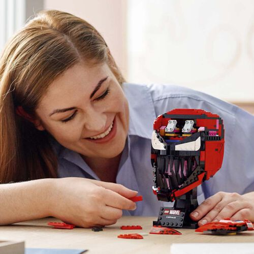 LEGO เลโก้ มาร์เวล สไปเดอร์แมน การ์นาจ 76199