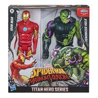 ฟิกเกอร์ Spiderman Titan Hero Exc Multi Pack รุ่น E8685
