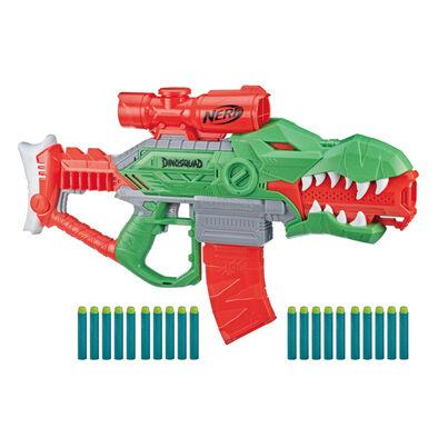 NERF Dino ปืนเนิร์ฟออโต้ ไดโนเสาร์