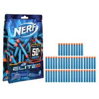 Nerf เนิร์ฟ อิลีท 2.0 กระสุนแบบเติมรีฟิล 50 นัด