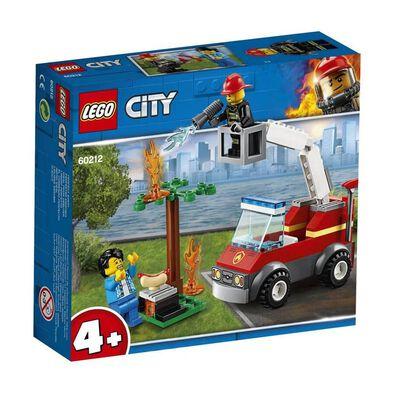 LEGO เลโก้ บาบีคิว เบิร์น เอาท์ 60212
