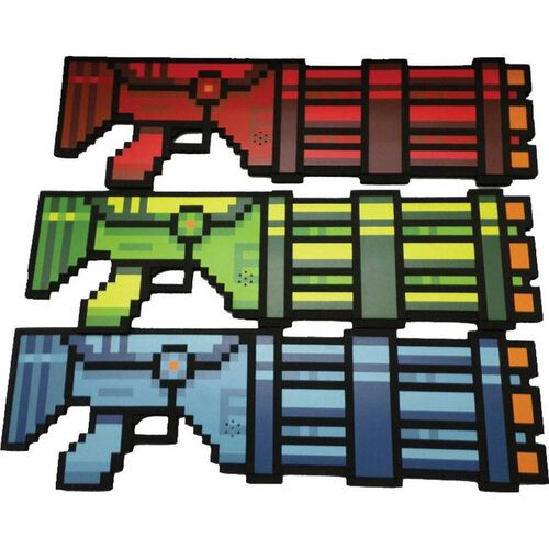 Pixel พิกเซล เซเบอร์ (ไลท์ แอนด์ ซาวด์) คละแบบ