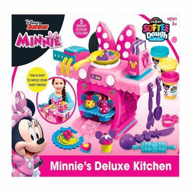 Cra-Z-Art Disney Junior เครซี่อาร์ต ดีสนีย์ จูเนียร์ ชุดแป้งโดของเล่นในครัว มินนี่
