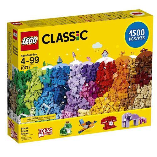 LEGO เลโก้ คลาสสิค Bricks Bricks Bricks 10717