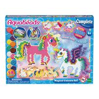Aquabeads อควาบีดส์ ของเล่นลูกปัดสเปรย์น้ำ ชุดเมจิคัลยุนิคอร์น