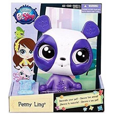 ฟิกเกอร์ ลิตเติ้ล เพ็ทช๊อป Littlest Pet Shop 8 Inch Figure Penny Ling