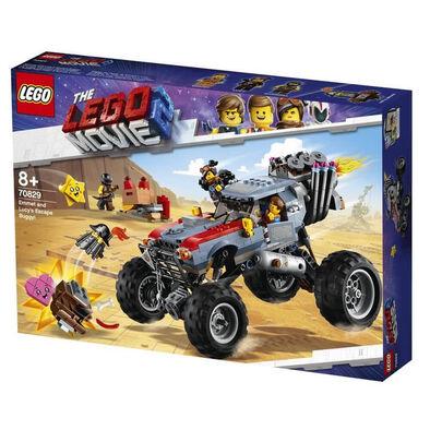 LEGO เลโก้เอ็มเม็ท & ลูซี่ เอสเคป บักกี้ 70829