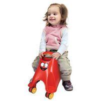 Googly  Whirlee รถขาไถสี่ล้อ สีแดง- ส้ม