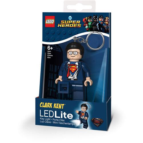 LEGO เลโก้ พวงกุญแจไฟฉาย คล็าคเค้นท์
