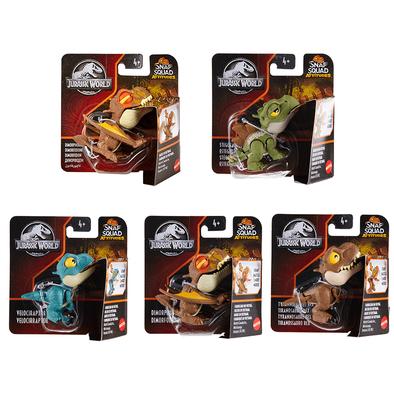 Jurassic World จูราสสิค เวิร์ด สแน็พ สควอด แอตติจูด คละแบบ