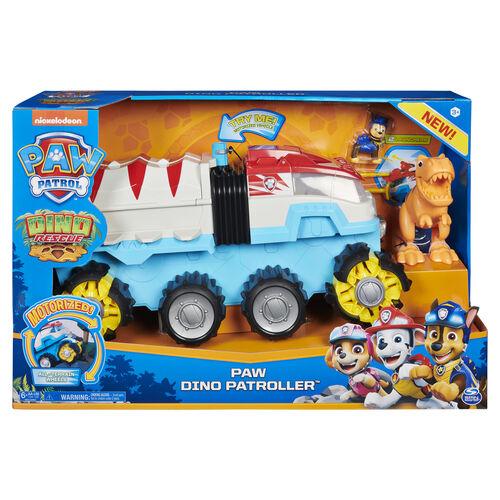 Paw Patrol พาว พาโทรล รถบรรทุกลาดตระเวน ไดโน เรสคิว