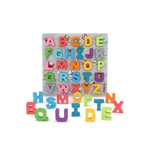 จาดอร์ ของเล่นไม้ตัวอักษร ABC