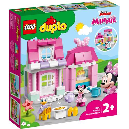 LEGO เลโก้ ดูโปล มินนี่ เฮาส์ แอนด์ คาเฟ่ 10942