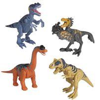 Dino Valley ไดโนวัลเลย์ ฟิกเกอร์ไดโนเสาร์ 2 ตัว (คละแบบ)