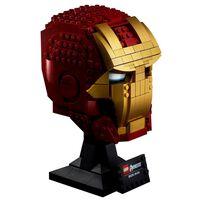 LEGO เลโก้ มาร์เวล ไอรอนแมน เฮลเมท 76165