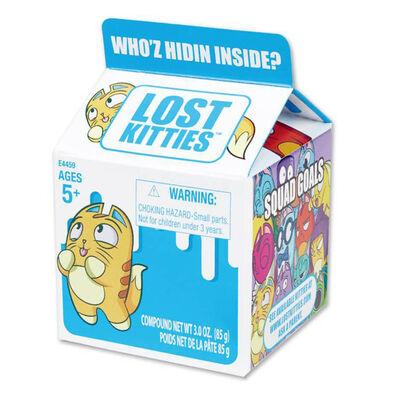 Lost Kitties ลอส คิตตี้ กล่องสุ่ม-คละแบบ