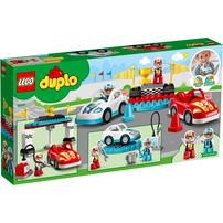 LEGO เลโก้ ดูโปล ชุดตัวต่อรถแข่ง 10947