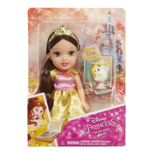 Disney Princess เพ๊ตตี้ เลบ แอนด์ ชิพ ขนาด 6 นิ้ว