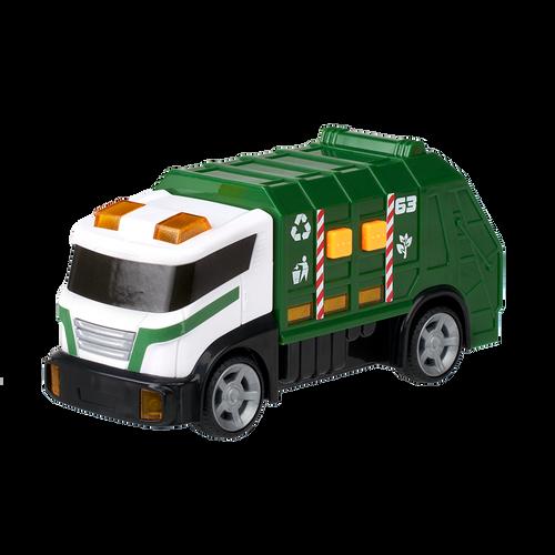 Speed City สปีด ซิตี้ รถพยบาลและรถเก็บขยะ