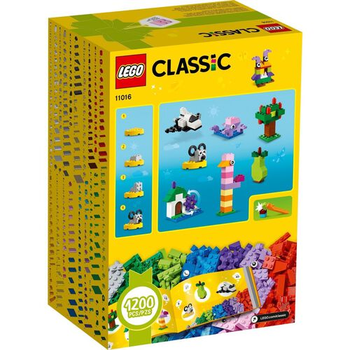 LEGO Classic เลโก้ คลาสสิค ครีเอทีฟ บิวดิ้ง บริค 11016