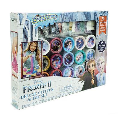 Cra-Z-Art Disney Frozen 2 เครซี่อาร์ต ดีสนีย์ โฟรเซ่น 2 ชุดทำสไลม์ เมจิคัล มิกเซอร์