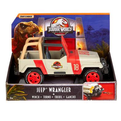 Jurassic World จูราสสิค เวิลด์ เลกาซี จิ๊ป แรงเกอร์