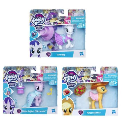 ฟิกเกอร์ม้าโพนี่ Hasbro Mlp Magical Character Pack Ast