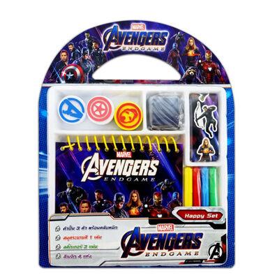 Marvel Avengers มาร์เวล อเวนเจอร์ส เอนด์เกม แฮปปี้ เซ็ต